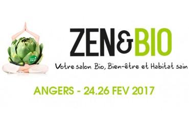 Retrouvez Biodyne au Salon Zen&Bio à Angers
