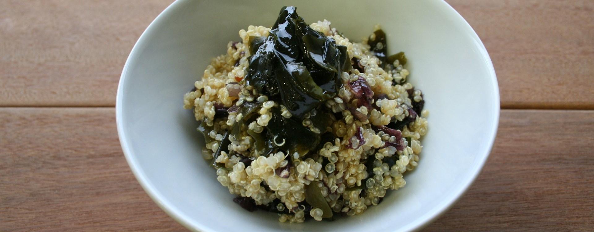 Quinoa Algues